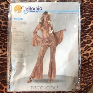 California Costumes Other - Disco 3 piece costume